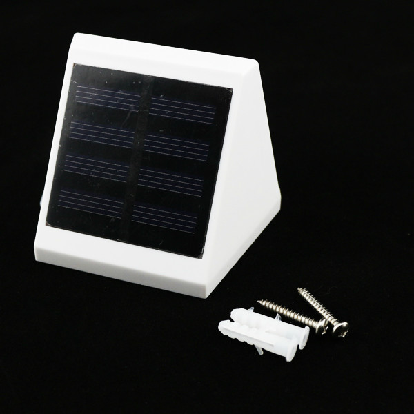 solar powered wall mounted lights photo - 5