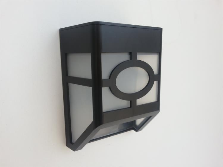 solar powered wall mounted lights photo - 6
