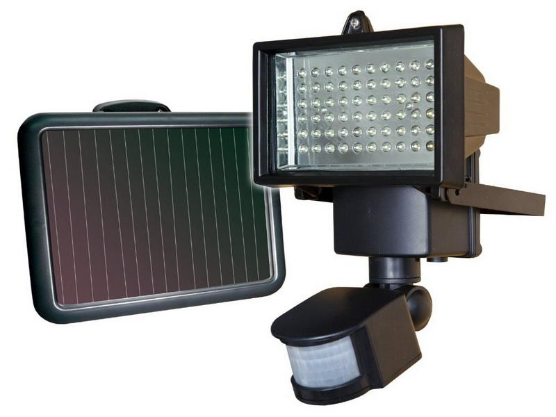 solar spot lights outdoor photo - 5