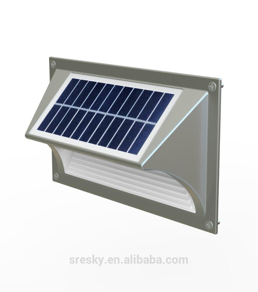 Solar Step Lights Outdoor