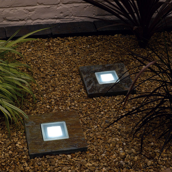 solar step lights outdoor photo - 6