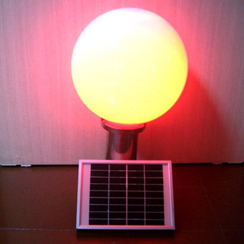 solar wall lights photo - 5