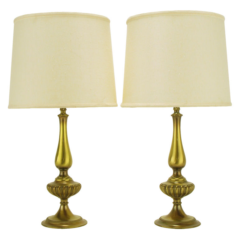 solid brass lamps photo - 8