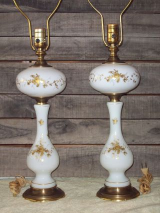 solid brass lamps photo - 9