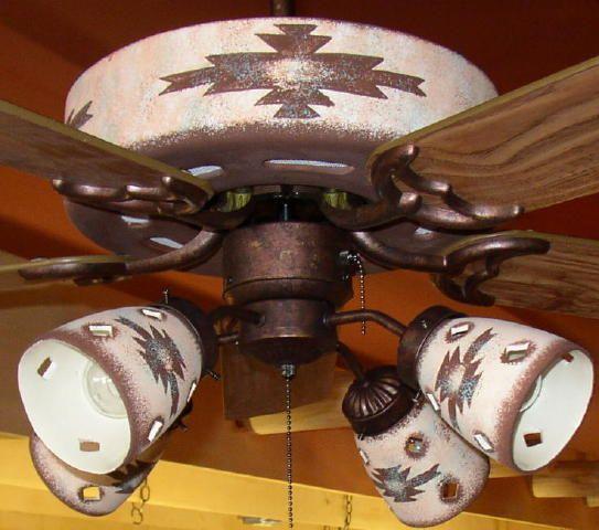 southwestern ceiling fans photo - 1