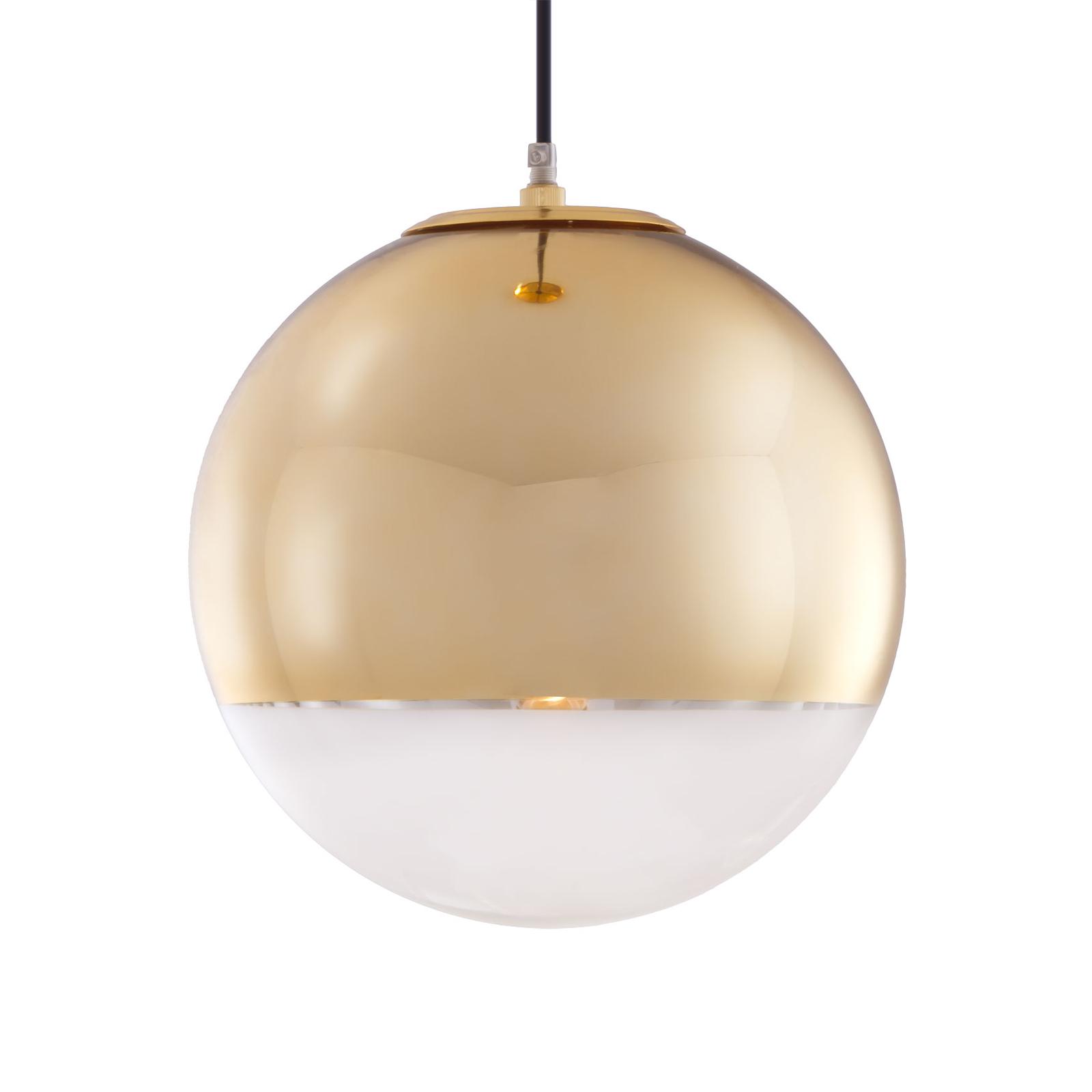sphere lamp photo - 1