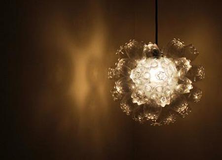 sphere lamp photo - 6