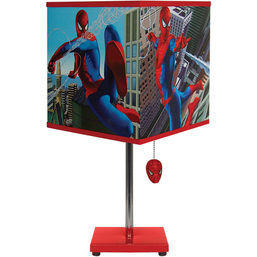 spider man lamp photo - 1
