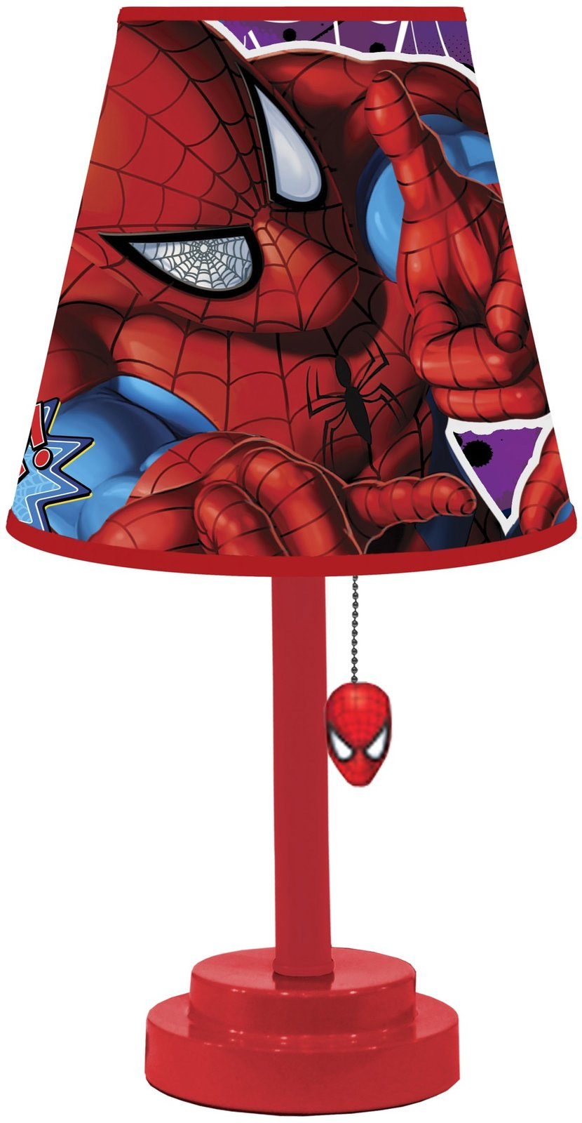 spider man lamp photo - 4