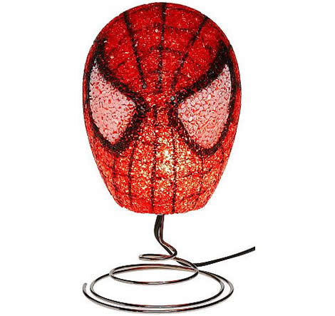 spider man lamp photo - 6