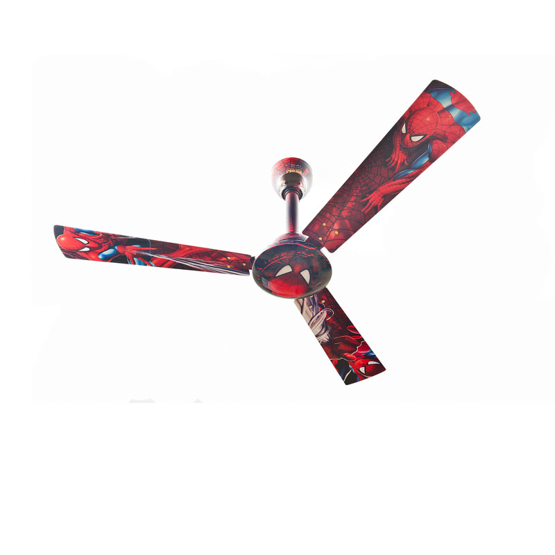 spiderman ceiling fan photo - 1