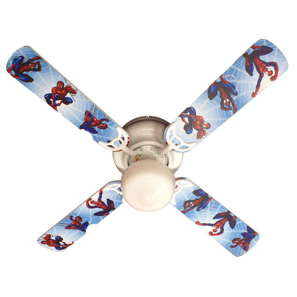 spiderman ceiling fan photo - 4