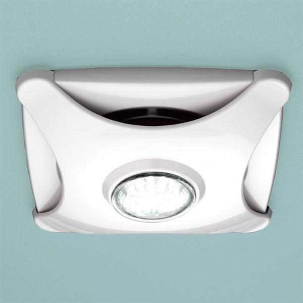 square bathroom ceiling lights photo - 10