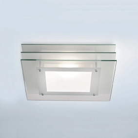 square bathroom ceiling lights photo - 3
