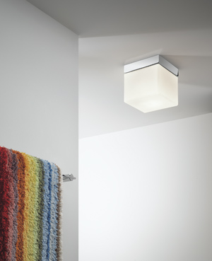 square bathroom ceiling lights photo - 6