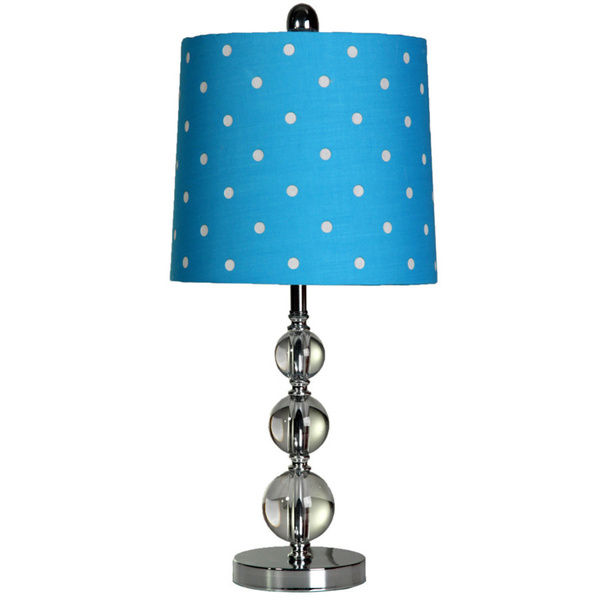 stacked ball lamp photo - 2