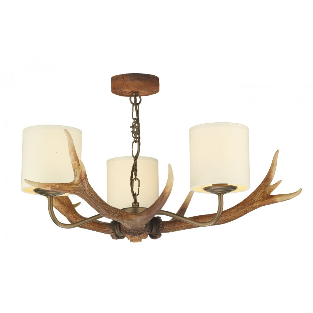 stag wall light photo - 10
