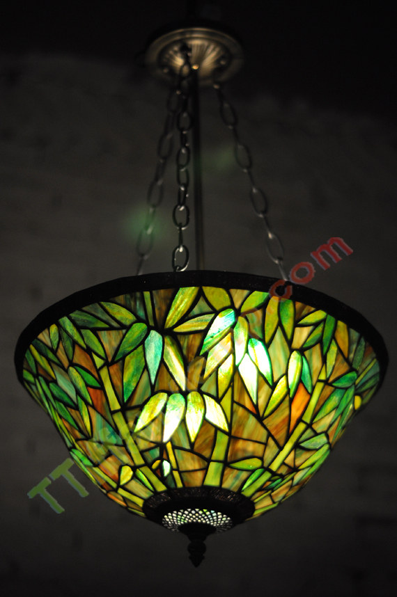 Stained Glass Ceiling Lamps Warisan Lighting