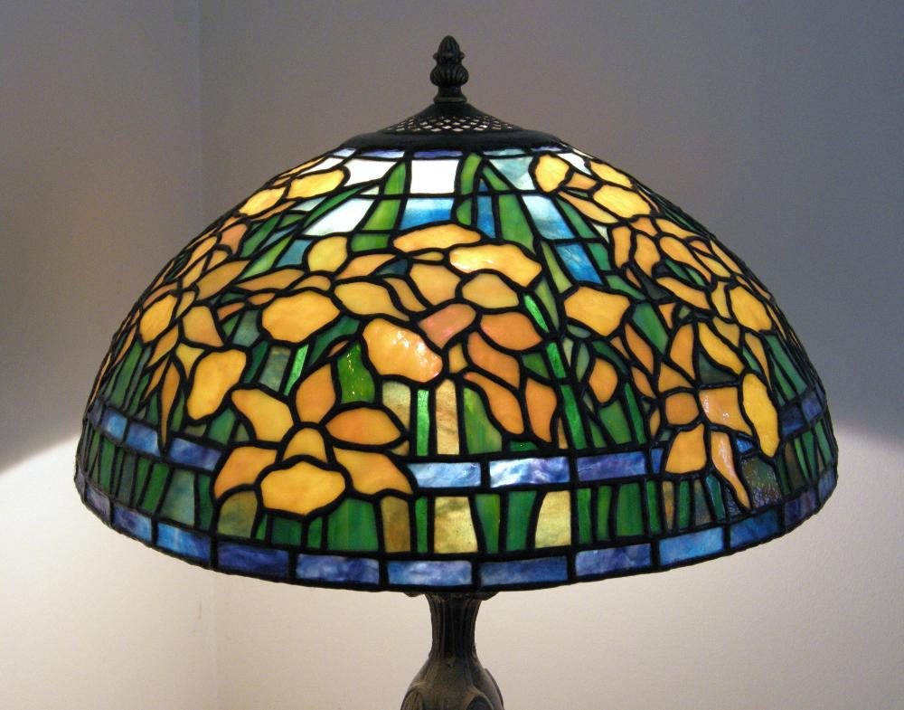 stained glass lamps photo - 1