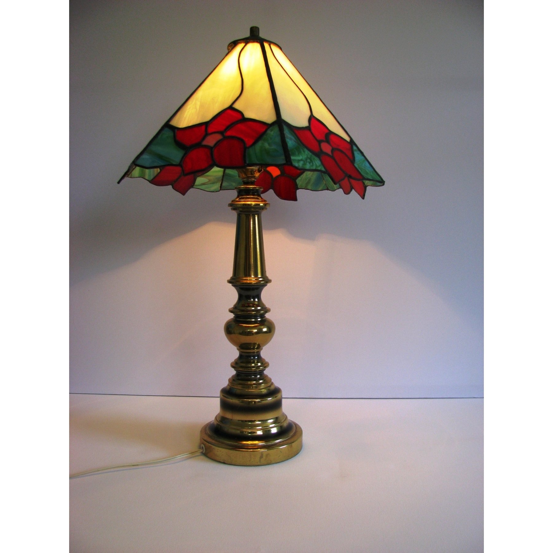 Stained Glass Lamps Warisan Lighting