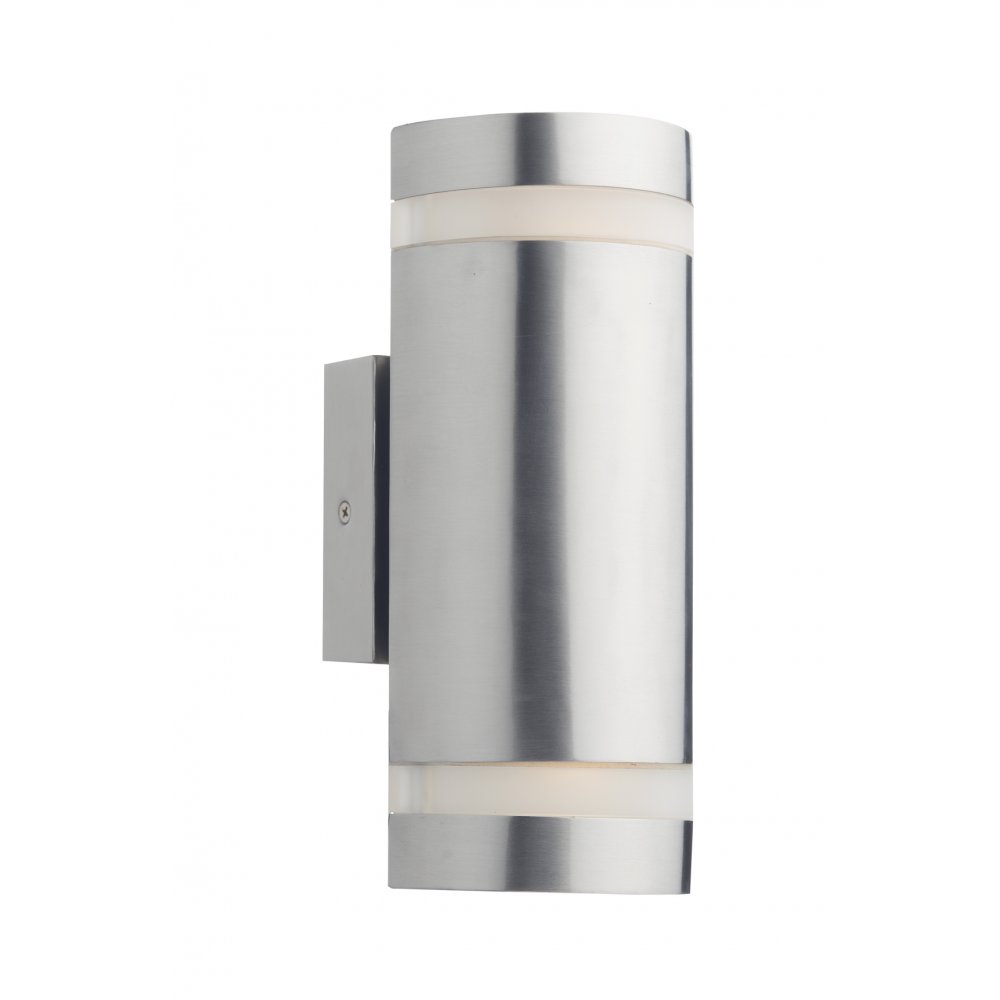 Led External Wall Light: Stainless Steel External Wall Lights Warisan Lighting,Lighting