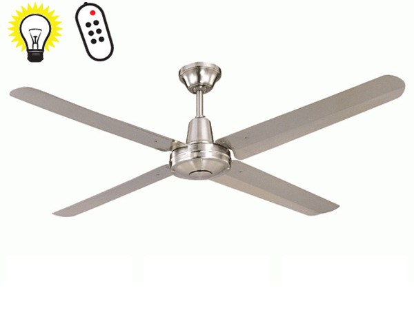 stainless steel outdoor ceiling fans photo - 7