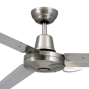 stainless steel outdoor ceiling fans photo - 9