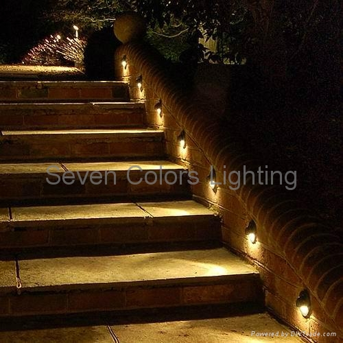 stair lights outdoor photo - 10