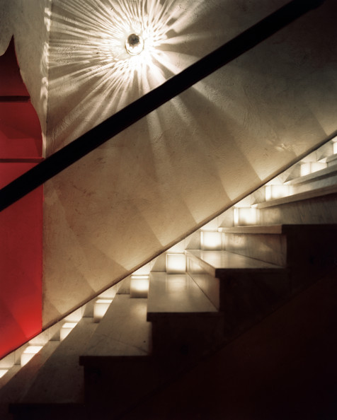 stair wall lights photo - 9