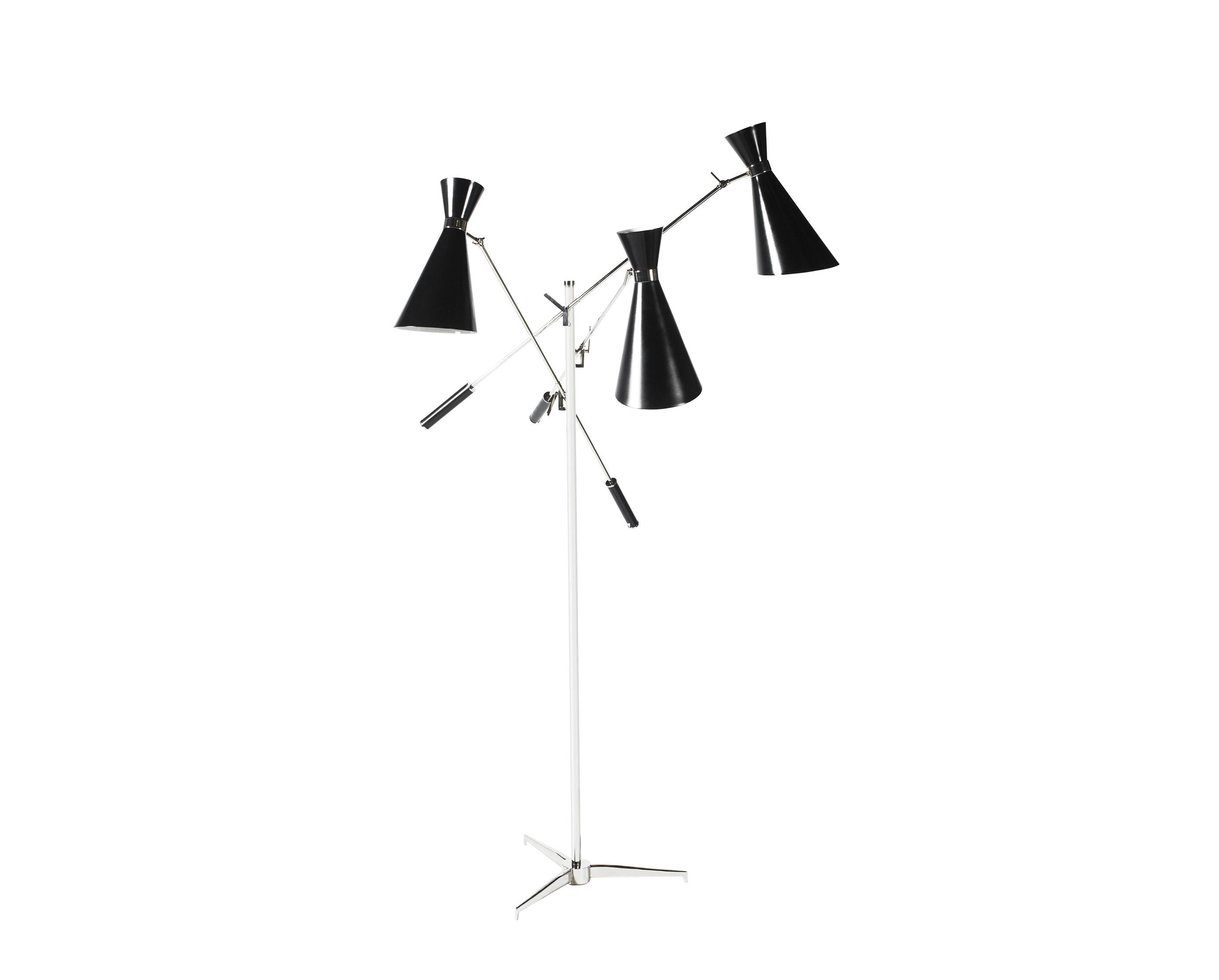 standing lamp photo - 1