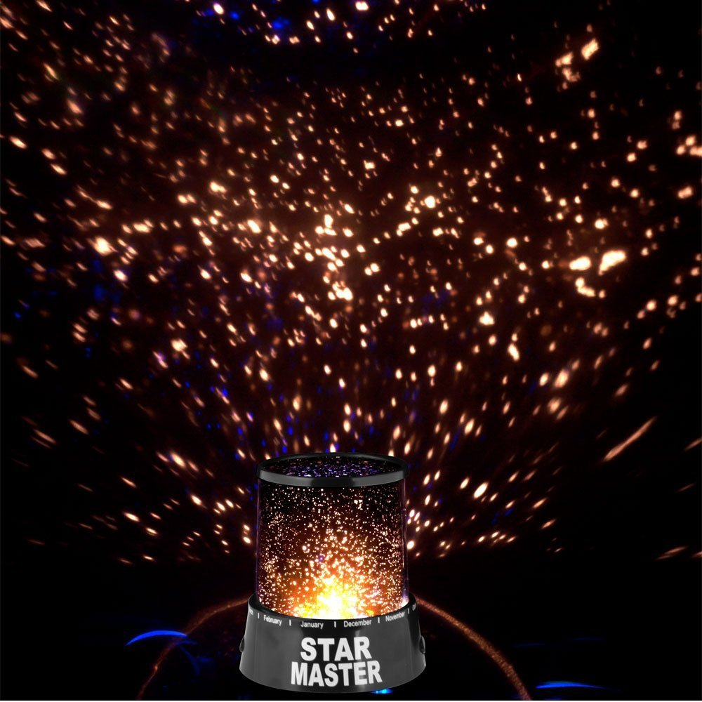 star ceiling light projector photo - 10