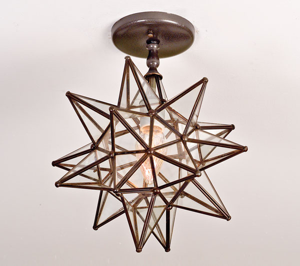 star effect ceiling lights photo - 9