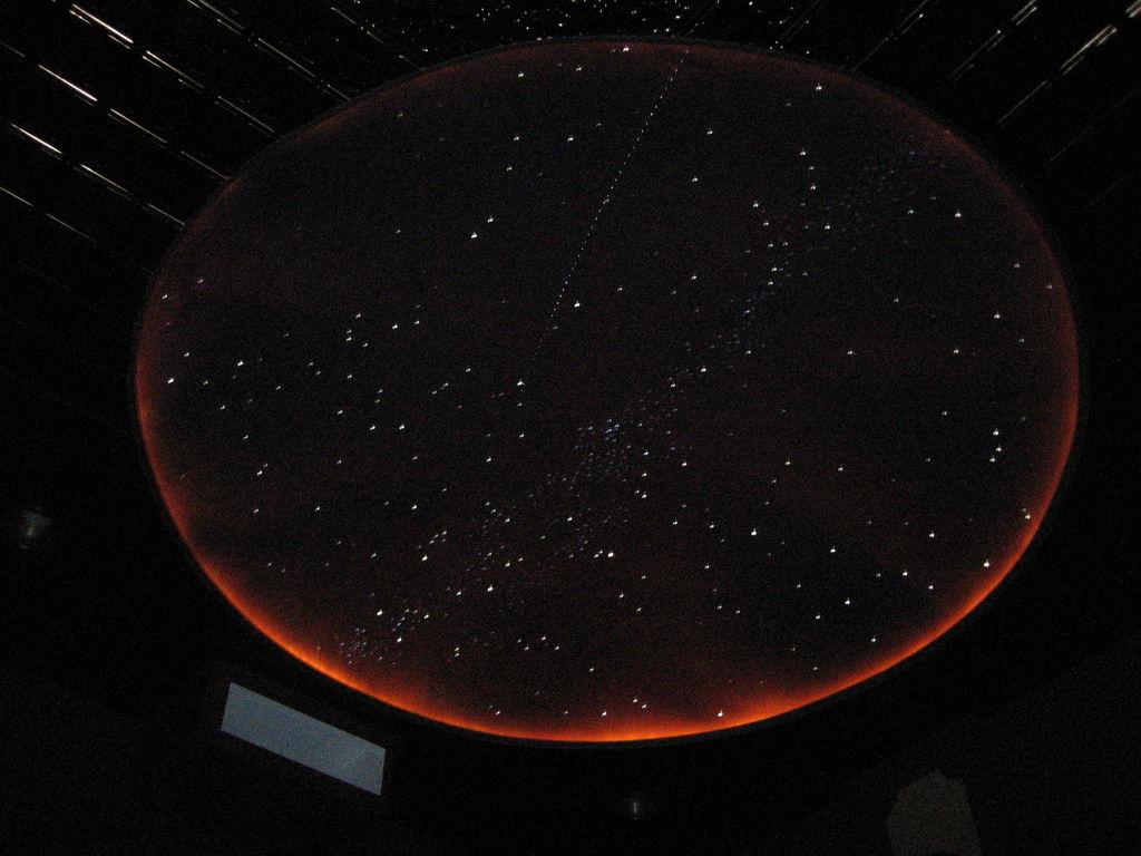 star light on ceiling photo - 10