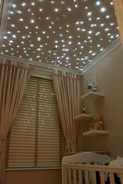 star light on ceiling photo - 6