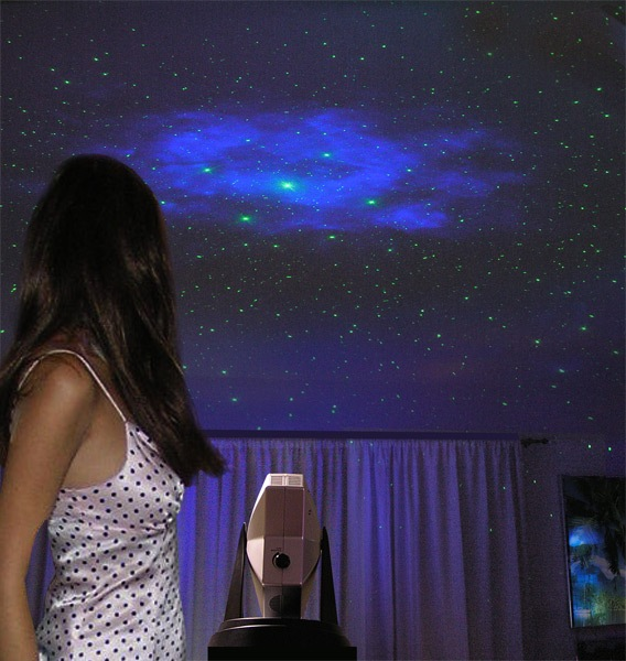 star light on ceiling photo - 7
