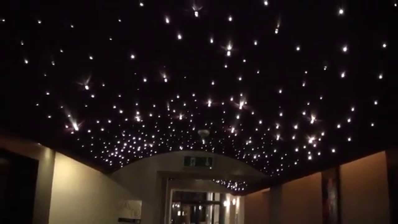 Star lights ceiling make starry sky right in your room for Lights for your room