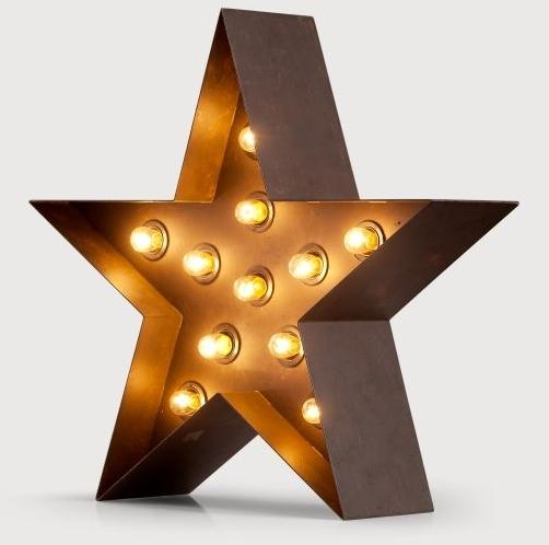 star table lamp photo - 6