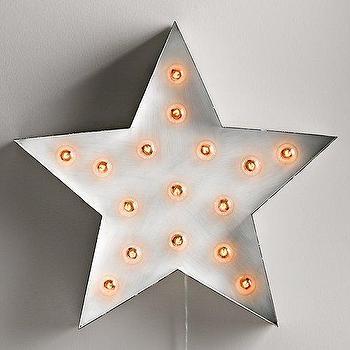 star wall lights photo - 2