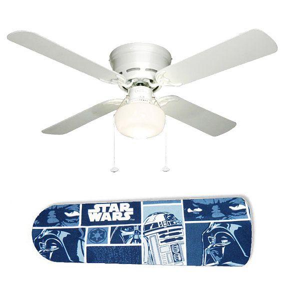 star wars ceiling fan photo - 1