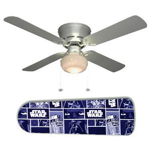 star wars ceiling fan photo - 4