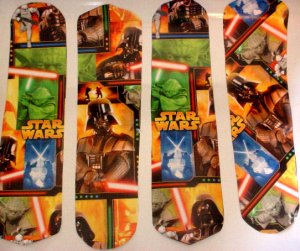 star wars ceiling fan photo - 6