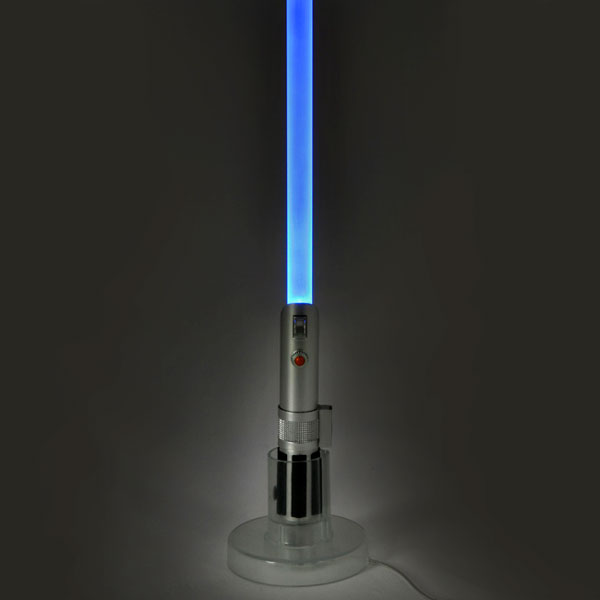 star wars lightsaber lamp photo - 4