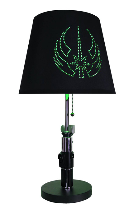 How The Simple Star Wars Lightsaber Lamp Can Bring The