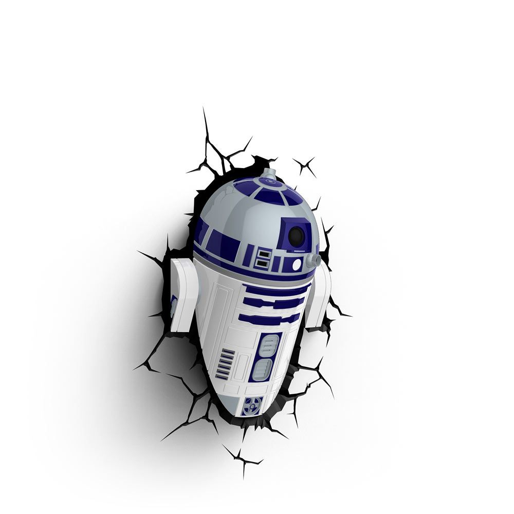 star wars wall light photo - 2