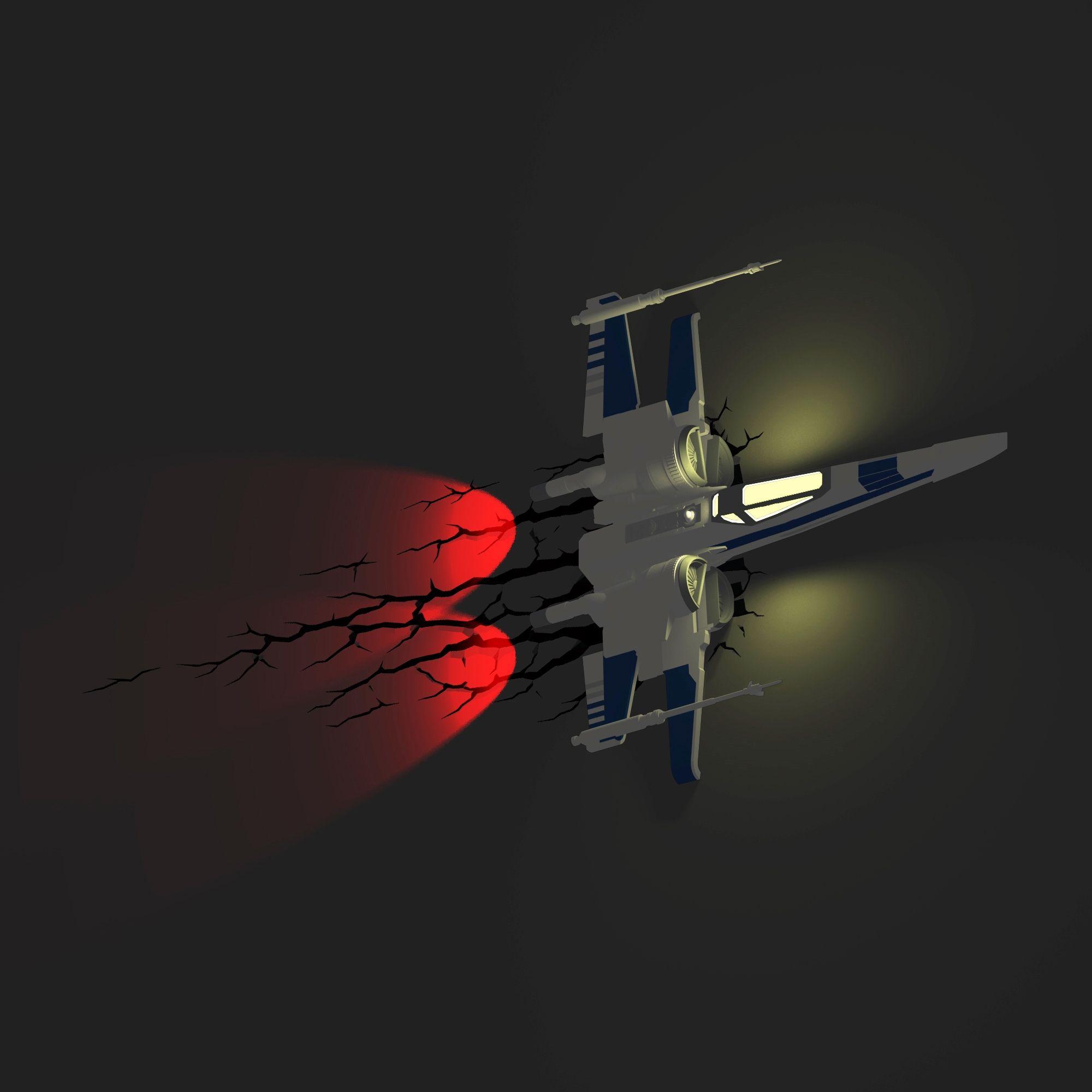 Star Wars Wall Light 16 Amazing Ideas