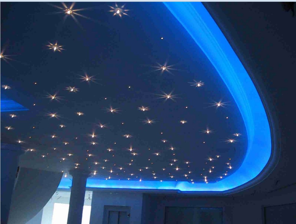 starry ceiling lights photo - 6