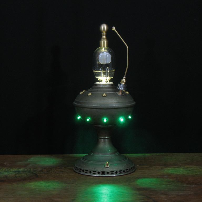 steampunk lamps photo - 4