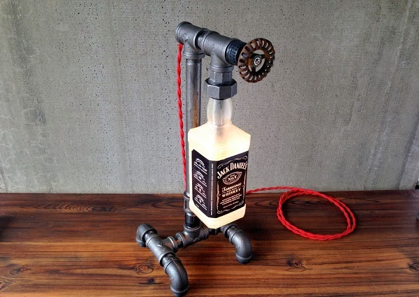 steampunk lamps photo - 9
