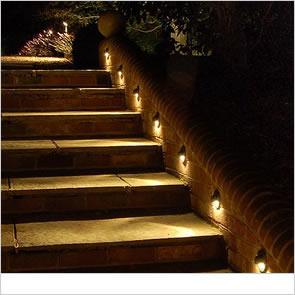 step lights outdoor photo - 4