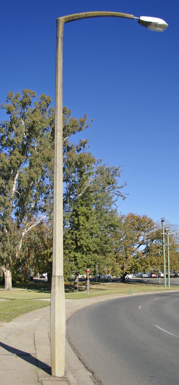 street lamp photo - 1